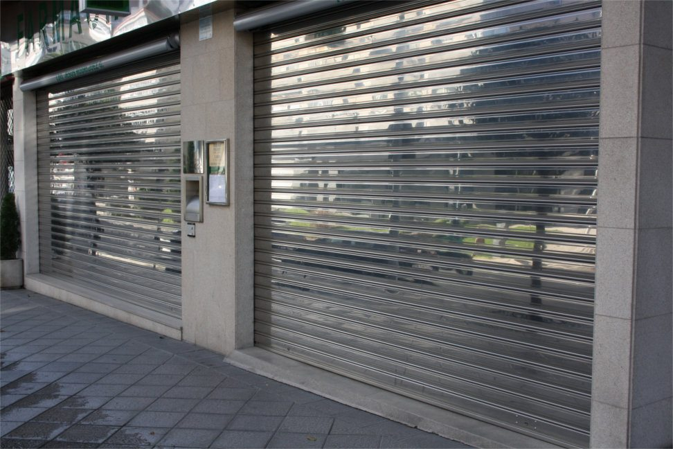 persianas metalizas - Persianas metálicas Barcelona