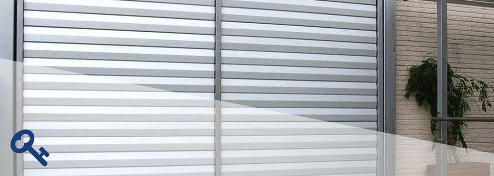 servicio persianas metalicas - instalacion cerraduras suelo para persianas metalicas barcelona
