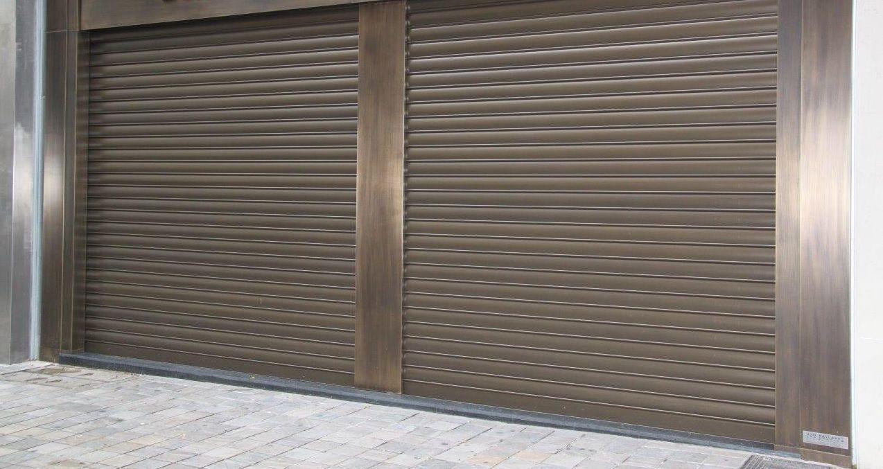 puerta enrrollable 5 - ¿Cómo arreglar una persiana que no sube?