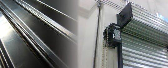 persianas metalicas para locales - Reparacion ejes persianas de local